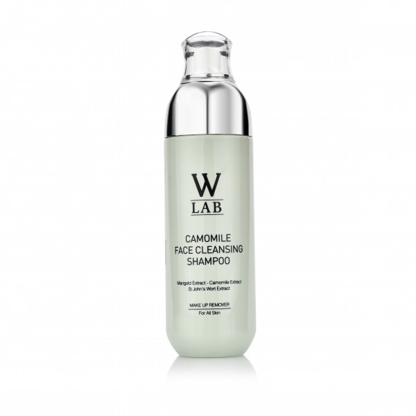 W-LAB - Face cleansing shampoo