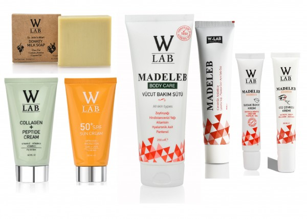 W-LAB - for dry skin
