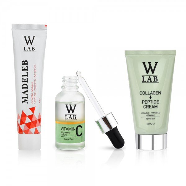 W-LAB - Serum + Kollagen + Madeleb
